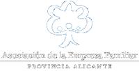 Asociación de la Empresa Familiar de la Provincia de Alicante - Logotipo